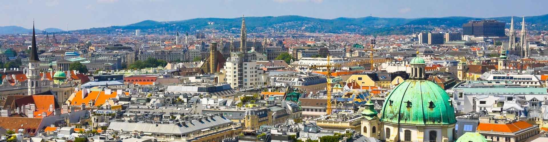 Vienna – Hostels in Vienna. Maps for Vienna, Photos and Reviews for each hostel in Vienna.