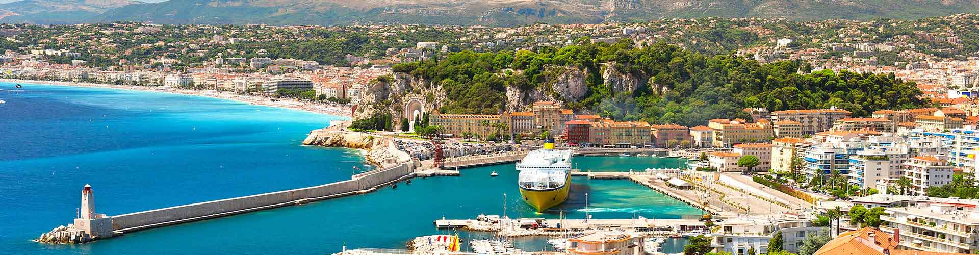 Nice – Hostels in Nice. Maps for Nice, Photos and Reviews for each hostel in Nice.