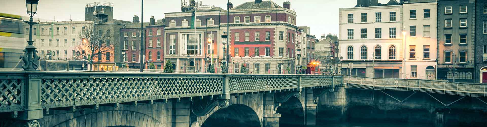 Dublin – Hostels in Dublin. Maps for Dublin, Photos and Reviews for each hostel in Dublin.
