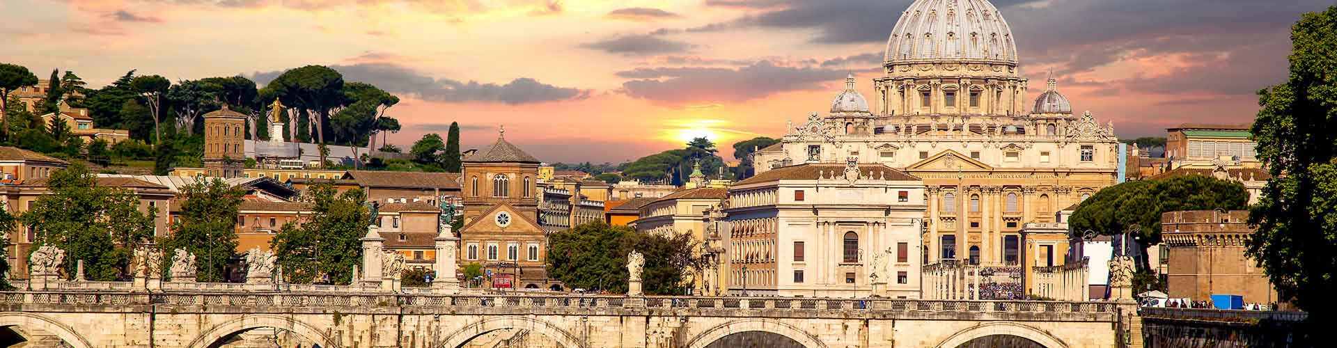 Rome – Student accommodations, hostels and coworking spaces in Rome (Italy). Maps of Rome, photos and reviews for each place in Rome.