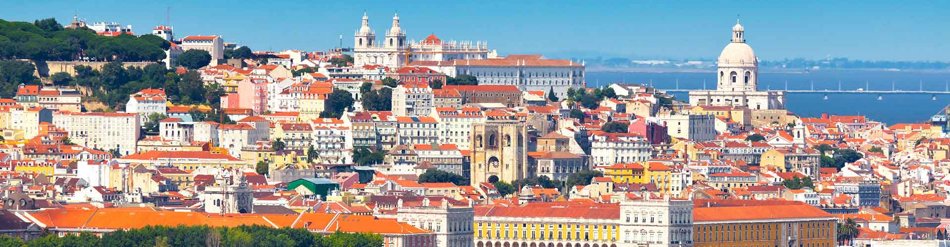 Lisbon – Hostels in Lisbon. Maps for Lisbon, Photos and Reviews for each hostel in Lisbon.