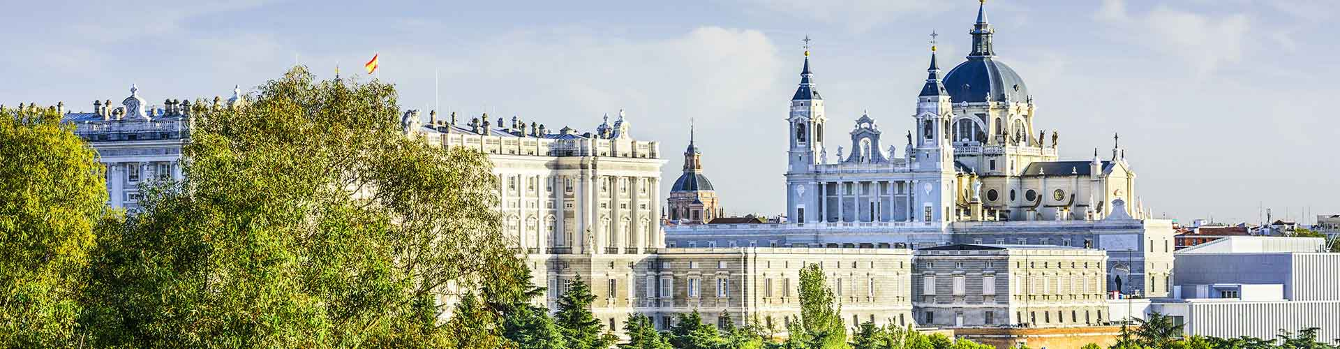 Madrid – Student accommodations, hostels and coworking spaces in Madrid (Spain). Maps of Madrid, photos and reviews for each place in Madrid.