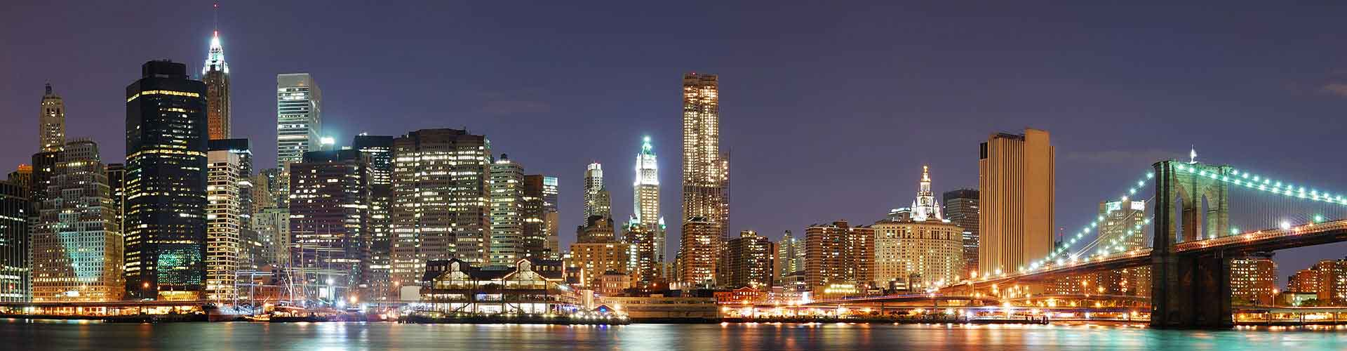 New York – Hostels in New York. Maps for New York, Photos and Reviews for each hostel in New York.